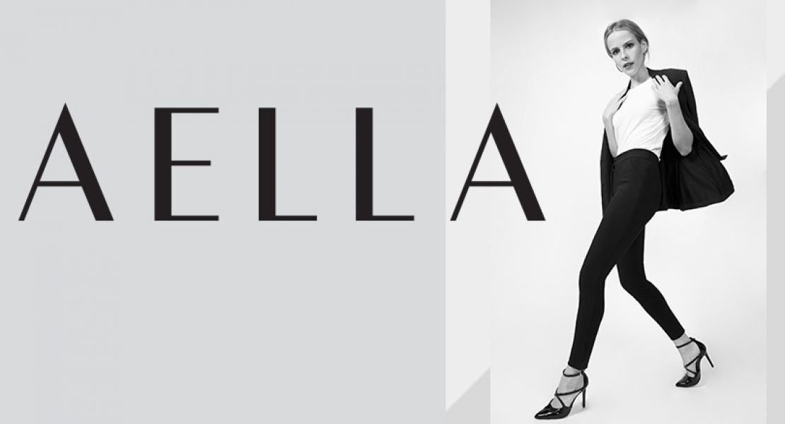 Aella Delivers Fashionable Styles for the Working Woman
