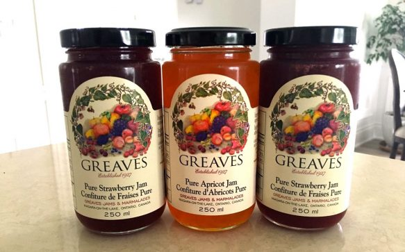 Greaves Old-Fashioned Jams & Marmalades Are Divine